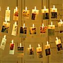 رخيصةأون مصابيح ليد مبتكرة-brelong led صور كليب ضوء 5m 50led USB أبيض دافئ