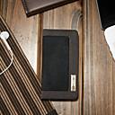 levne iPhone pouzdra-CaseMe Carcasă Pro Apple Pouzdro iPhone 5 Peněženka / Pouzdro na karty / se stojánkem Celý kryt Jednobarevné Pevné Textil pro iPhone SE / 5s / iPhone 5