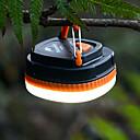 رخيصةأون تيشيرتات وتانك توب رجالي-Naturehike Lanterns & Tent Lights 75 lm LED 8 بواعث 3 إضاءة الوضع ضد الماء محمول مضاعف Camping / Hiking / Caving برتقالي أزرق