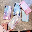cheap iPhone Cases-Case For Apple iPhone XR / iPhone XS Max IMD Back Cover Marble Soft TPU for iPhone XS / iPhone XR / iPhone XS Max