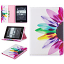 cheap iPad  Cases / Covers-Case For Apple iPad Pro 11'' Card Holder / Shockproof Full Body Cases Flower Hard PU Leather for iPad Pro 11''