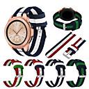 ieftine Diode-Uita-Band pentru Gear Sport / Gear S2 Classic / Samsung Galaxy Watch 42 Samsung Galaxy Banderola Sport Nailon Curea de Încheietură