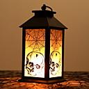 ieftine Lumini de Interior Mașină-1 buc LED-uri de lumină de noapte Alb Cald Baterii AA alimentate Creative <5 V