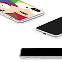 رخيصةأون حافظات / جرابات هواتف جالكسي S-غطاء من أجل Apple iPhone XR / iPhone XS Max نموذج غطاء خلفي كارتون ناعم TPU إلى iPhone XS / iPhone XR / iPhone XS Max