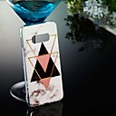 billige Mote Halskjede-Etui Til Samsung Galaxy S9 / S9 Plus / S8 Plus Mønster Bakdeksel Marmor Myk TPU