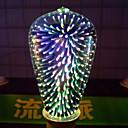 Χαμηλού Κόστους Έξυπνα ρολόγια-Factory OEM E27 Έξυπνα φώτα Υπνοδωμάτιο Καλώδιο Δημιουργικό Νεό Σχέδιο Φωτιστικό LED Μουσική & Φως