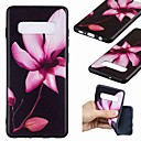 cheap iPhone Cases-Case For Samsung Galaxy S9 Plus / S8 Pattern Back Cover Flower Soft TPU for S9 / S9 Plus / S8 Plus