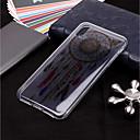 olcso iPhone tokok-Case Kompatibilitás Apple iPhone XR / iPhone XS Max Átlátszó / Minta Fekete tok Álomfogó Puha TPU mert iPhone XS / iPhone XR / iPhone XS Max