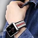 Χαμηλού Κόστους Αξεσουάρ ρολογιών-Παρακολουθήστε Band για Apple Watch Series 4/3/2/1 Apple Κλασικό Κούμπωμα Νάιλον Λουράκι Καρπού