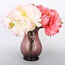 preiswerte Künstliche Blumen-Künstliche Blumen 1 Ast Klassisch Stilvoll Moderne zeitgenössische Pfingstrosen Tisch-Blumen