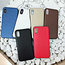 abordables Coques d'iPhone-Coque Pour Apple iPhone XR / iPhone XS Max Dépoli Coque Couleur Pleine Flexible TPU pour iPhone XS / iPhone XR / iPhone XS Max