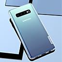 halpa Samsung suojakalvot-Nillkin Etui Käyttötarkoitus Samsung Galaxy Galaxy S10 Iskunkestävä / Läpinäkyvä Takakuori Yhtenäinen Pehmeä TPU varten Galaxy S10 / Galaxy S10 Plus / Galaxy S10 E