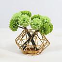 رخيصةأون خواتم-زهور اصطناعية 6 فرع كلاسيكي أنيق Wedding Flowers ليلاك أزهار الطاولة