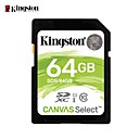 billige Minnekort-Kingston 64GB SD Kort minnekort Class10
