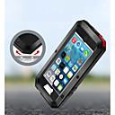 저렴한 소형 동물 악세사리-케이스 제품 Apple iPhone XS / iPhone XR / iPhone XS Max 충격방지 / 방진 / 방수 전체 바디 케이스 갑옷 소프트 메탈