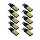 ieftine Sistem de Iluminat-10pcs T10 Mașină Becuri 6 W COB 330 lm LED Luminile de margine laterale Pentru