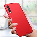 Χαμηλού Κόστους Θήκες / Καλύμματα για Huawei-tok Για Huawei Huawei P30 / Huawei P30 Pro Εξαιρετικά λεπτή / Παγωμένη Πίσω Κάλυμμα Μονόχρωμο Μαλακή TPU για Huawei P20 / Huawei P20 Pro / Huawei P20 lite