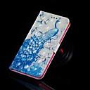 رخيصةأون حافظات / جرابات هواتف جالكسي S-غطاء من أجل Samsung Galaxy S9 / S9 Plus / S8 Plus محفظة / حامل البطاقات / مع حامل غطاء كامل للجسم حيوان قاسي جلد PU