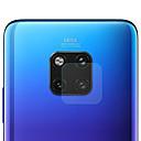 זול מנורות ערפל לרכב-מגן מסך ל Huawei Huawei Mate 20 pro / Huawei Mate 20X זכוכית מחוסמת יחידה 1 מצלמה עדשה מגן (HD) ניגודיות גבוהה / קשיחות 9H / אולטרה דק