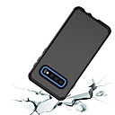 cheap Galaxy S Series Cases / Covers-Case For Samsung Galaxy Galaxy S10 / Galaxy S10 Plus Shockproof Back Cover Solid Colored Hard TPU / PC for S9 / S9 Plus / S8 Plus