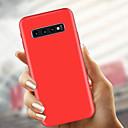 ieftine Tripoduri, Monopoduri & Accesorii-Maska Pentru Samsung Galaxy S9 / S9 Plus / S8 Plus Ultra subțire / Mătuit Capac Spate Mată Moale TPU