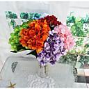 رخيصةأون ساعات النساء-زهور اصطناعية 5 فرع كلاسيكي أنيق الزفاف أرطنسية أزهار الطاولة