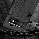 halpa Galaxy S -sarjan kotelot / kuoret-Etui Käyttötarkoitus Samsung Galaxy Galaxy S10 / Galaxy S10 Plus Iskunkestävä Suojakuori Yhtenäinen Pehmeä TPU varten S9 / S9 Plus / S8 Plus