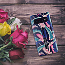 ieftine Brățară Gleznă-Maska Pentru Samsung Galaxy Galaxy S10 / Galaxy S10 Plus Model Capac Spate Floare Moale TPU