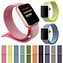 halpa Apple Watch-hihnat-Watch Band varten Apple Watch Series 4/3/2/1 Apple Urheiluhihna Nylon Rannehihna
