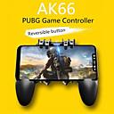 ieftine Accesorii Smartphone Game-gamepads ak66 șase deget all-in-one telefon mobil controler de joc gratuit foc cheie buton joystick gamepad l1 r1 declanșa pentru Pubg
