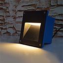 billige LED-projektører-ondenn 1pc 2 w led floodlight vandtæt nyt design dekorativt varmt hvidt hvid 85-265 v udendørs belysning swimmingpool / gårdhave 1 ledede perler