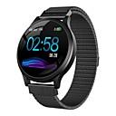 povoljno Prstenje-Indear MK08 Žene Smart Satovi Android iOS Bluetooth Smart Sportske Vodootporno Heart Rate Monitor Mjerenje krvnog tlaka Brojač koraka Podsjetnik za pozive Mjerač aktivnosti Mjerač sna sjedeći