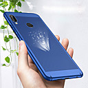 رخيصةأون Huawei أغطية / كفرات-غطاء من أجل Huawei Huawei Honor 10 / Honor 9 / Huawei Honor 9 Lite ضد الصدمات / نحيف جداً / مثلج غطاء خلفي لون سادة قاسي الكمبيوتر الشخصي