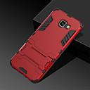 ieftine Brățări-Maska Pentru Samsung Galaxy S9 / S9 Plus / S8 Plus Cu Stand Capac Spate armură Greu PC