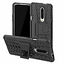 cheap Other Cases-Case For OnePlus One Plus 7 / One Plus 7 Pro Embossed Back Cover Solid Colored Hard PC for OnePlus 6 / One Plus 6T / One Plus 7