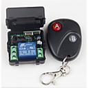economico Telecamera, Foto, Video & Accessori-Smart Switch AK-RK01+AK-BF02 per Quotidiano / Auto / Camera da letto Stile Mini / Sicurezza / Controllato da remoto Telecomando Senza filo 12 V
