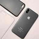 levne iPhone pouzdra-Carcasă Pro Apple iPhone XS Max / iPhone 6 Matné Zadní kryt Průhledný Pevné PC pro iPhone XS / iPhone XR / iPhone XS Max