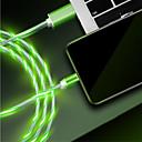 ieftine Accesorii Wii-Iluminare Cablu 1.0m (3ft) Rapidă încărcare TPE Adaptor pentru cablu USB Pentru iPhone