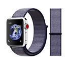 Χαμηλού Κόστους Θήκες / Καλύμματα Galaxy J Series-Παρακολουθήστε Band για Apple Watch Series 4/3/2/1 Apple Αθλητικό Μπρασελέ Νάιλον Λουράκι Καρπού