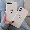 رخيصةأون أغطية أيفون-حالة لتفاح iphone xr / iphone xs max نمط الغطاء الخلفي القلب الصلب pc لينة tpu آيفون x xs 8 8 زائد 7 7 زائد 6 6 ثانية 6 زائد 6 ثانية زائد