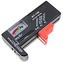 ieftine Instrumente Scris & Desen-indicator tester celule baterie aa aaa c / d 9v volt verificator buton tester capacitate baterie