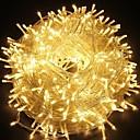 رخيصةأون أضواء شريط LED-30m300leds الجنية سلسلة أضواء مصباح لعيد الميلاد شجرة عطلة حفل زفاف الديكور للربط أبيض / أزرق / متعدد الألوان / الدافئة الأبيض 220-240 فولت 1 قطعة