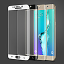 Недорогие Чехлы и кейсы для Galaxy S6 Edge-защитная пленка для samsung galaxy s7 edge / s7 / / s6 edge / s6 edge плюс 3d изогнутое полностью закаленное стекло 1 шт. передняя защитная пленка для экрана высокой четкости (hd) / твердость 9 ч /