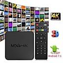 ieftine Cutii TV-mxq 4k android 7.1 2.4g wifi dlna smart tv caseta rk3229 quad core 1g + 8g set-top box media player