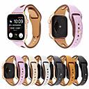 abordables Coques d'iPhone-Bracelet en cuir véritable scintillant pour bracelet Apple Watch série 4/3/2/1 pour bracelet iWatch 44mm / 40mm / 42mm / 38mm