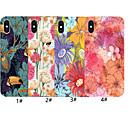 رخيصةأون أغطية أيفون-حالة لتفاح iphone xr / iphone xs max flower نمط الغطاء الخلفي اللون التدرج لينة tpu آيفون x xs 8 8 زائد 7 7 زائد 6 6 زائد 6 ثانية 6 ثانية زائد