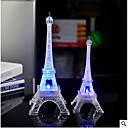 رخيصةأون مصابيح ليد مبتكرة-1PC الصمام ليلة الخفيفة تغيير اللون USB إبداعي <=36 V