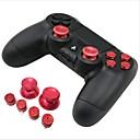رخيصةأون اكسسوارات PS4-المعادن 3d التناظرية المقود لعبة تحكم الإبهام عصا قبضة كاب زر استبدال إصلاح الملحقات سوني بلاي ستيشن وحدة 4 ps4 تحكم