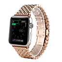 billige Apple Watch-remmer-Klokkerem til Apple Watch Series 5/4/3/2/1 Apple Sommerfugle Spenne Rustfritt stål Håndleddsrem