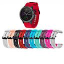 billige Klokkeremmer til Garmin-smartwatch band for vivomove apac / vivomove hr / vivoactive 3 garmin sport band mote myk silikon håndleddet stropp